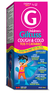 Children's Giltuss<sup>®</sup> Cough & Cold