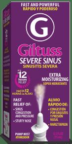 Giltuss<sup>®</sup> Severe Sinus